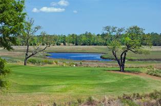 Scenic Golf Course Sunset Beach