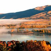 Pineview Reservoir by Larry Zini