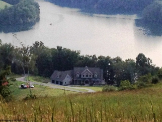 Lakefront home at Stonecoal Lake
