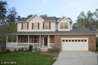 1518 Chase Hill, Severn, MD, 21144