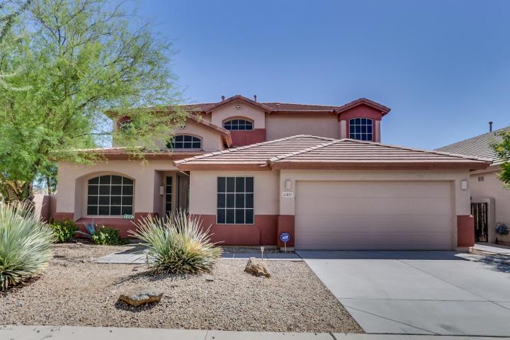 2407 W Eagle Feather Rd, Phoenix, AZ, 85085 United States
