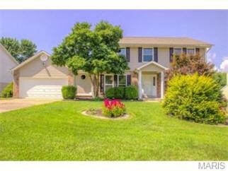 1387 Timothy Ridge Drive, St Charles, MO, 63304-3438
