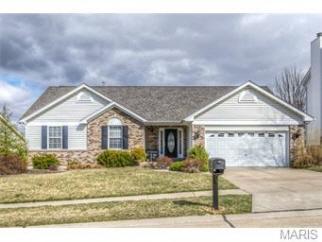 3536 Eagles Hill Ridge, St Charles, MO, 63303-6482