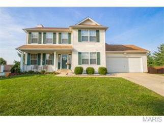21 Bristol Valley Court, St Peters, MO, 63376-7913