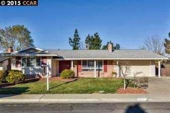 5151 Brookside Ln, Concord, CA, 94521-3620