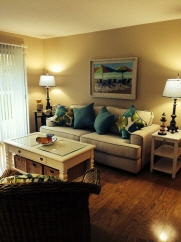 FURNISHED VACATION RENTAL!! J14 Ocean Walk Condominiums, St. Simons Island, GA, 31522 United States