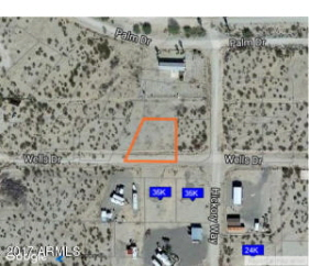 67261 Wells Drive, Salome, AZ, 85348