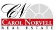 Broker-Owner CAROL NORVELL Real Estate