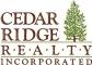 CEDAR RIDGE  REALTY  INC